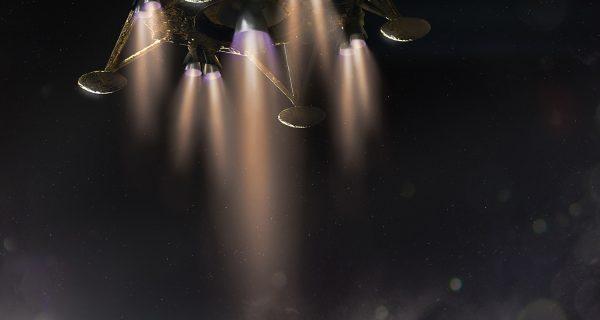 Blue Ghost lunar lander. Image credit: Firefly Aerpsoace