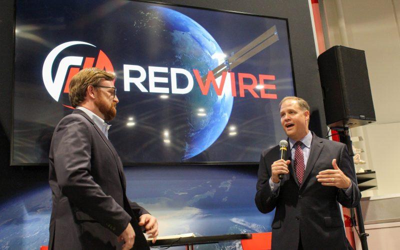 Former NASA Administrator Jim Bridenstine and Redwire President & COO Andrew Rush